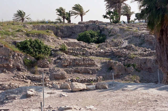 Megiddo excavations